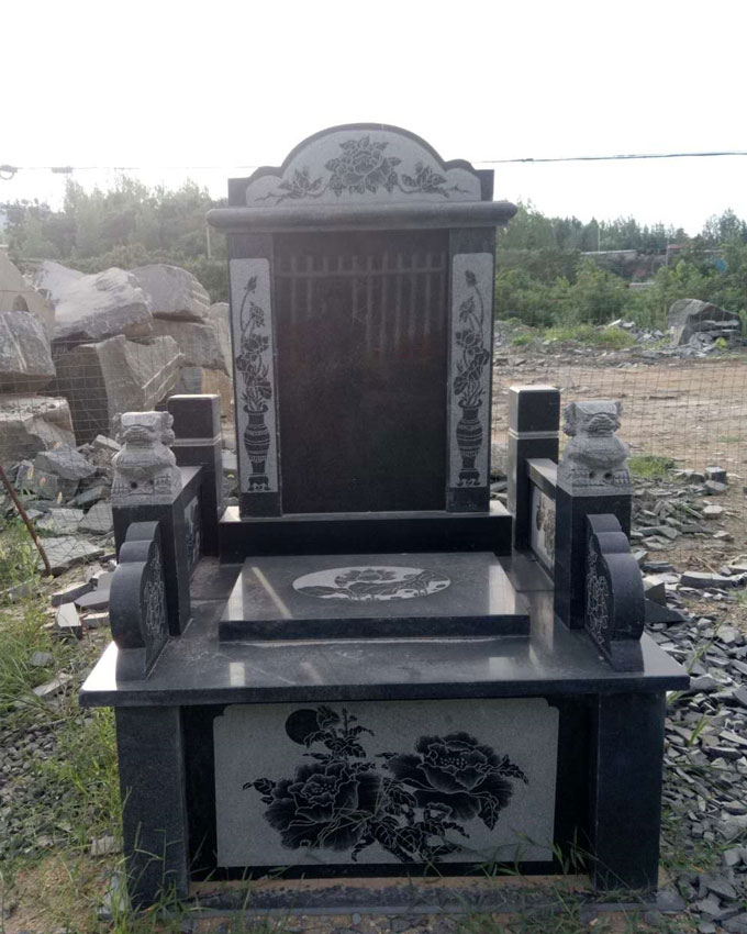 成品墓碑石